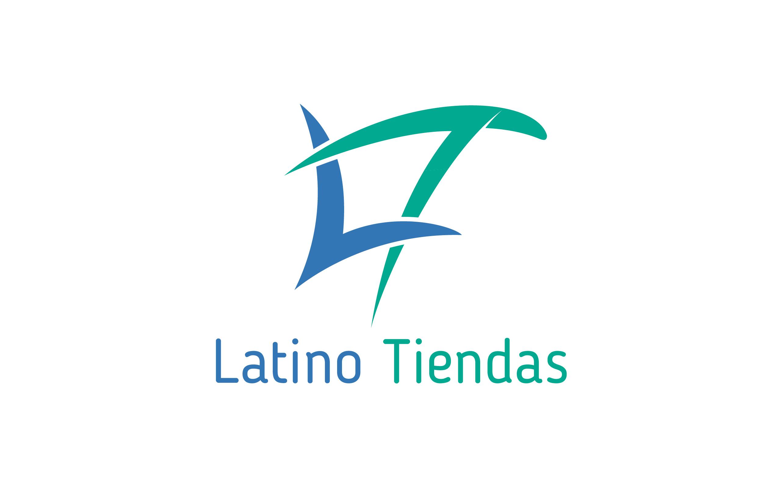 Modern Upmarket Ecommerce Logo Design For Latinotiendas By Reemgd Design 24707013