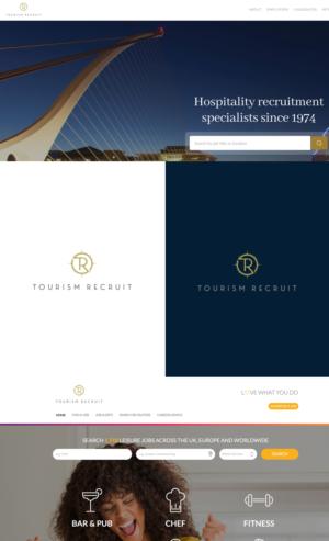 Tourism Recruit | Logo Design by GLDesigns