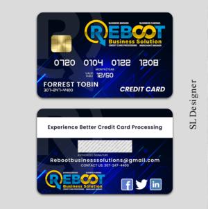Kreditkarte Visitenkarten 8 individuelle Kreditkarte