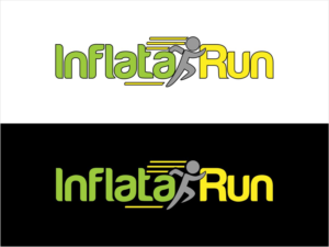 INFLATARUN | Logo Design by Robby SC