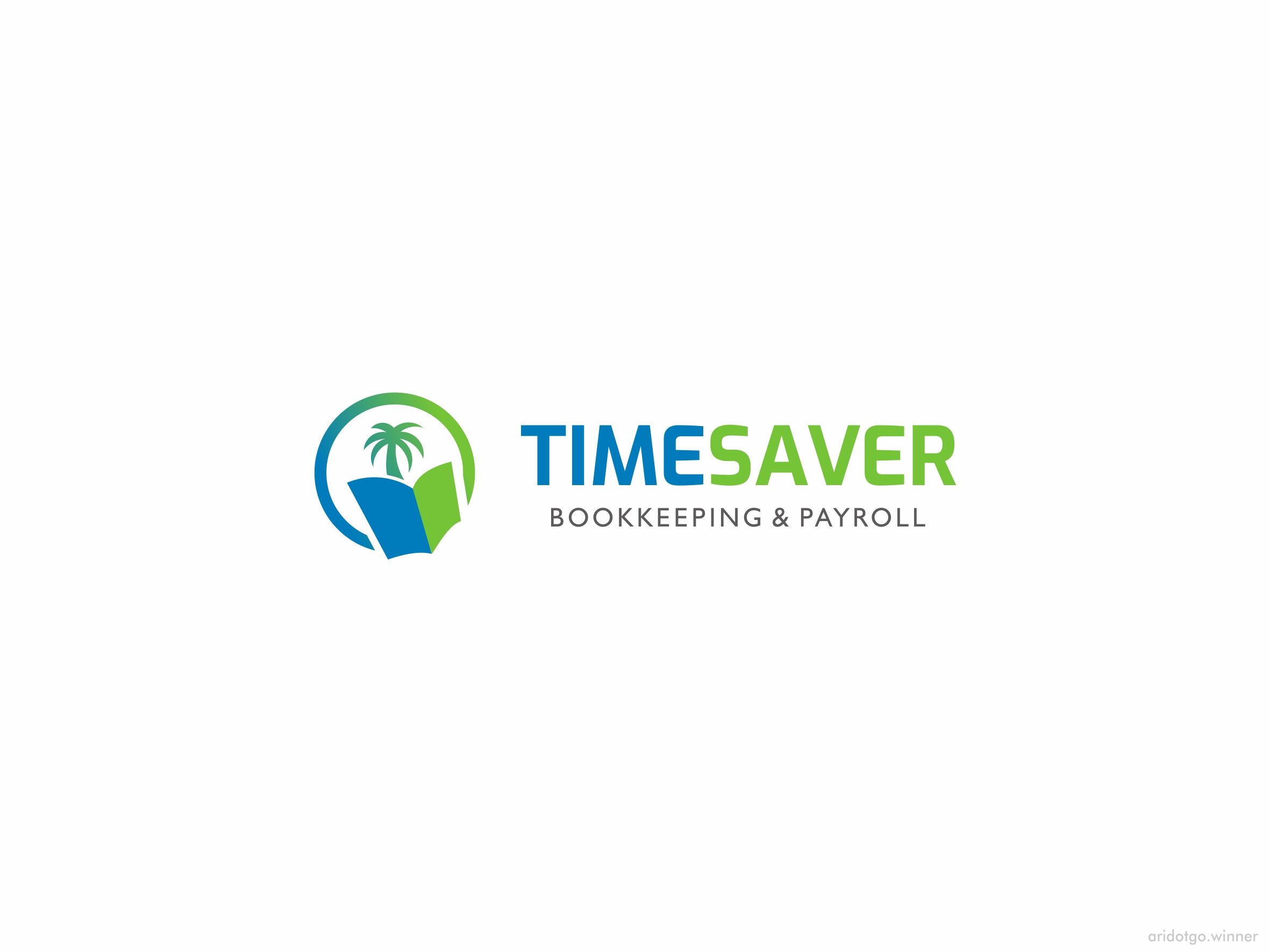 Playful, Personable Logo Design for Timesaver Bookkeeping & Payroll by  Khoirudin As'ari | Design #24819959