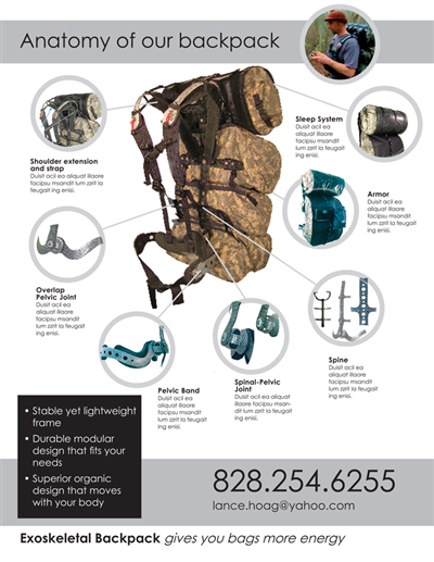 Fencing Brochure For New Product Design 66639