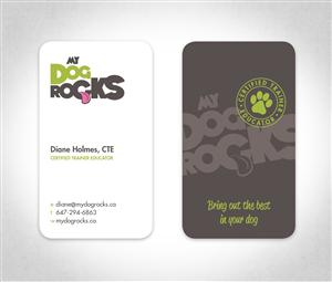 107 playful business card designs communication business card business card design by bf for this project design 741341 colourmoves