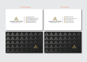 Business Card Design by R.design