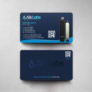 Business Card Design by chandrayaan.creative