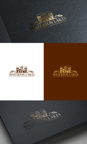 waterton-lakes-opera-house-movie-theatre-and-concert-hall | Logo Design by GLDesigns