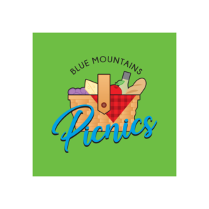 Blue Mountains Picnics | Logo Design by Samantha Ward Design