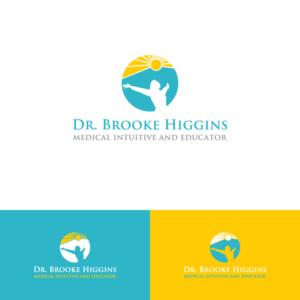 Dr. Brooke Higgins - Medical Intuitive and Educator | Logo Design by sinaglahi