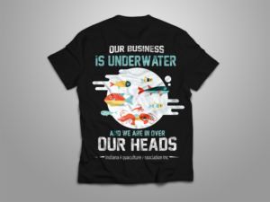 T-shirt Design by Bear.studio
