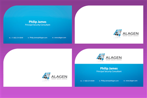 Business Card Design Contest Submission #745442