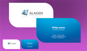 Business Card Design Contest Submission #745588