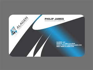 Business Card Design Contest Submission #746270