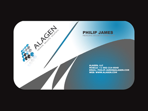 Business Card Design Contest Submission #746334