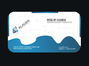Business Card Design Contest Submission #749989