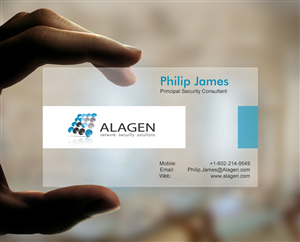 Business Card Design Contest Submission #742362