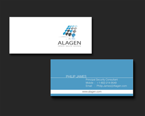 Business Card Design Contest Submission #747567