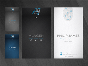 Business Card Design Contest Submission #744194
