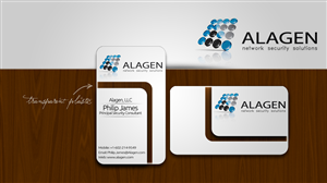 Business Card Design Contest Submission #748292