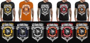 T-shirt Design by mekhfioui