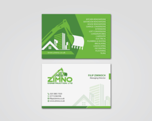 Business Card Design by MDesign