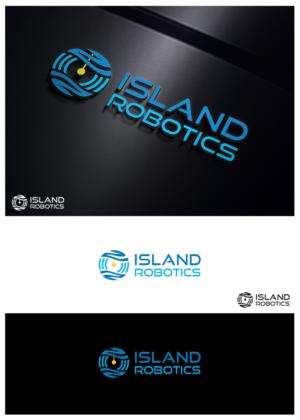 Can include 'Island Robotics' or no text, both options are ok | Logo Design by goranvisnjic82