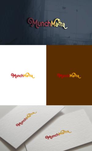 MunchMama | Logo Design by GLDesigns