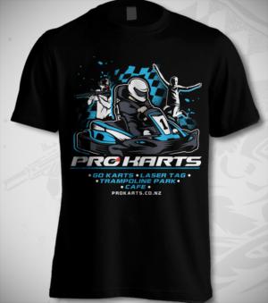 T-shirt Design by Jonya
