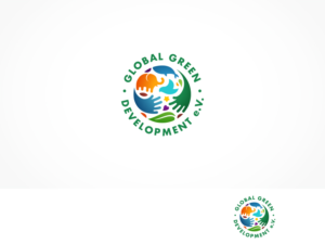 Global Green Development or short GGD | Logo Design by ArtTank
