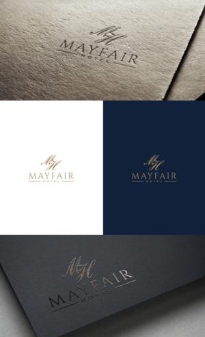 Mayfair Hotel | Logo Design by GLDesigns