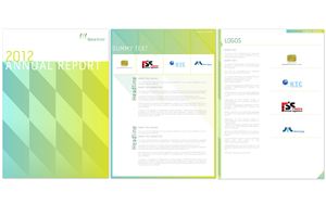 Annual Report Design 746173