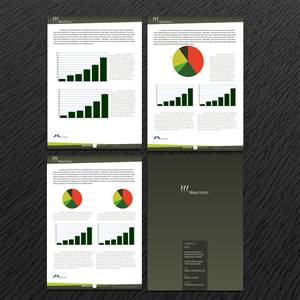 Annual Report Design 745106