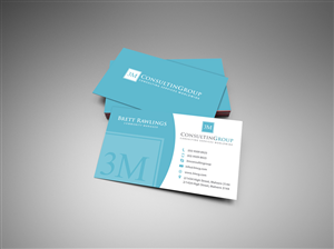 Business Card Design by madeli - 3M Business Card Design