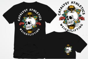 T-shirt Design by eightball inc.