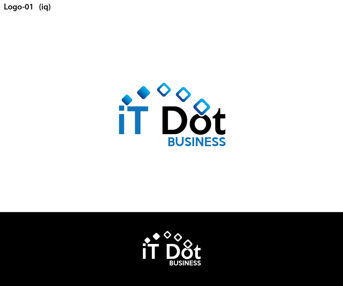 Information Technology Logo Design Logo design design (design