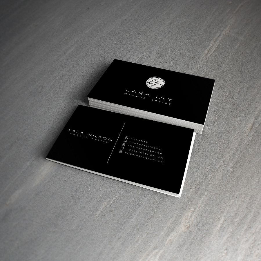 Modern, Conservative Business Card Design for Lara by Kaca ...