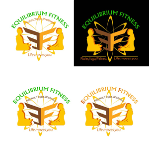 Logo Design by SharpShooter109 for Equilibrium Fitness | Design: #3032729