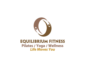Logo Design by 1st for Equilibrium Fitness | Design: #3029672