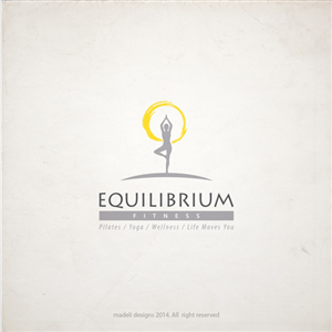 Logo Design by madeli for Equilibrium Fitness | Design: #3029266