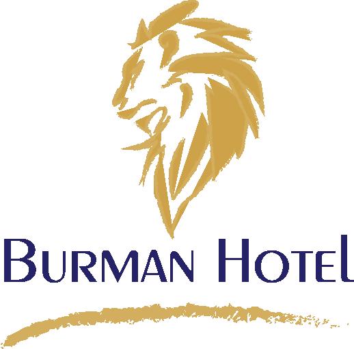 Feminine upmarket hotel logo design for burman hotel by for Upmarket hotel