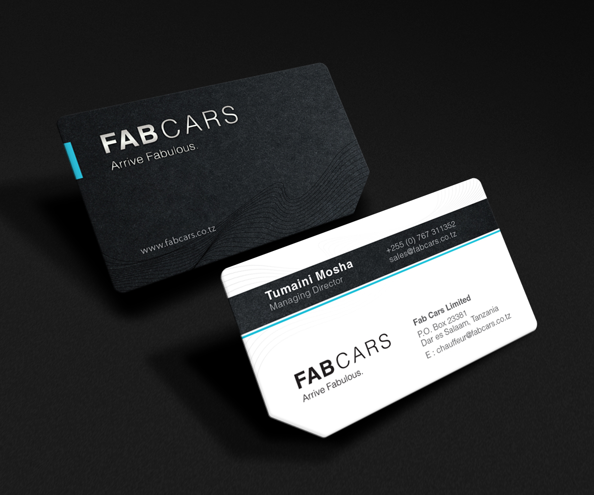 Elegant, Serious, Business Business Card Design for a Company by ...