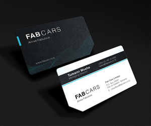 Car Business Card Design Galleries for Inspiration