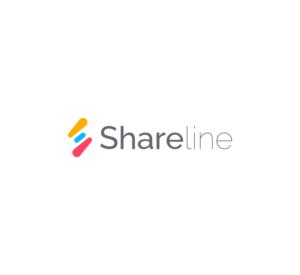 Shareline | Logo Design by Ana 15