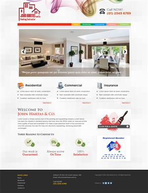 Geometric Wordpress Design Galleries for Inspiration