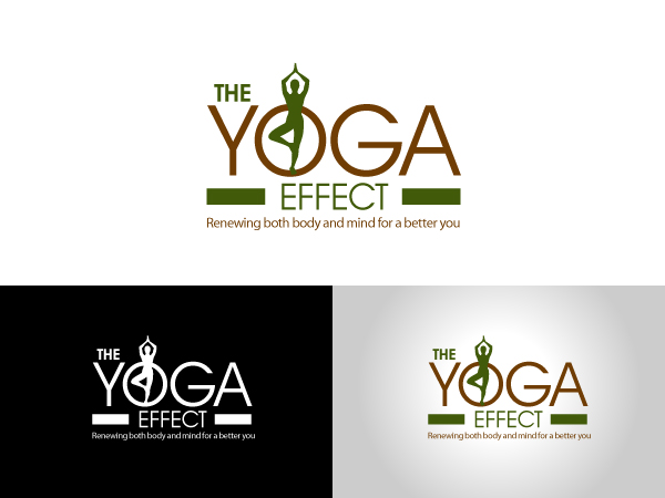 Logo Design job – Yoga/Wellness Business Logo – Winning design by Madhu Bhadra