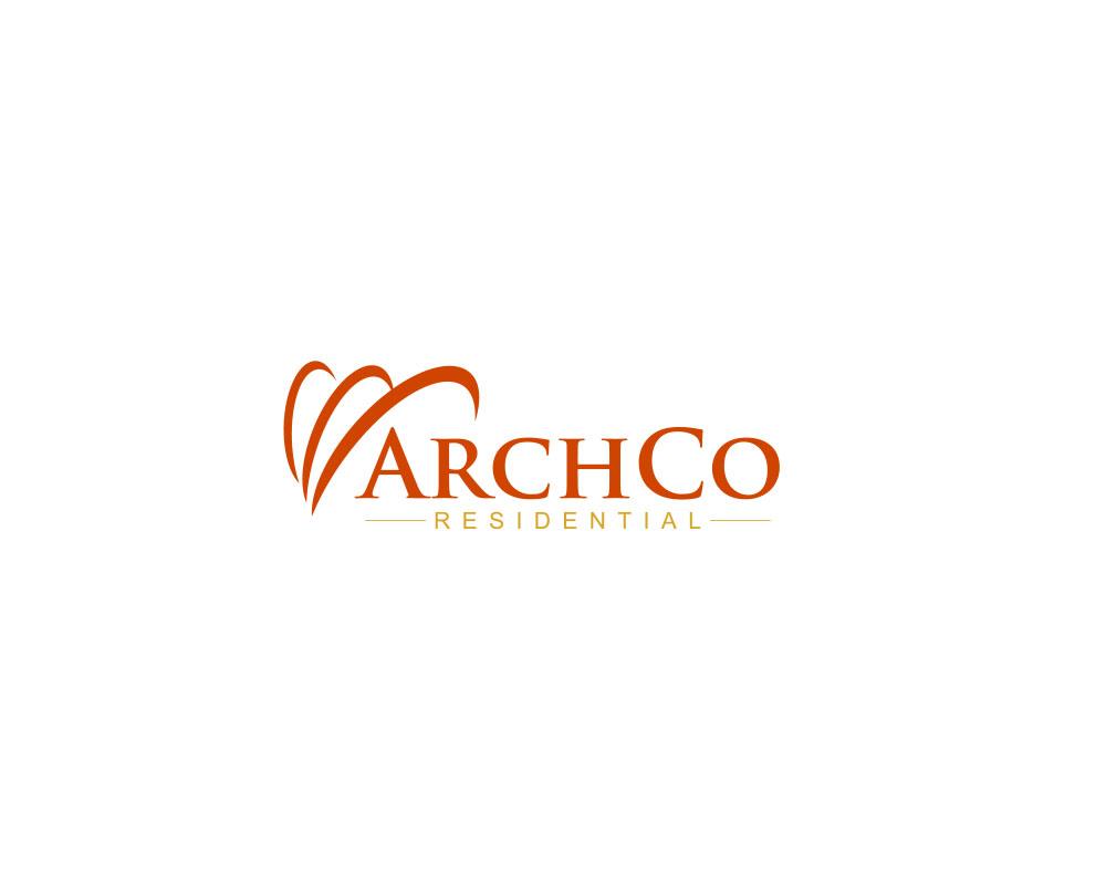 Apartment logo design for archco residential by designr o for Apartment logo design