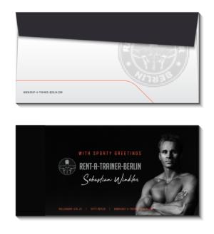 Envelope Design by Creative Fields
