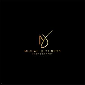 Michael Dickinson Photography | Logo Design by eiffel tesla