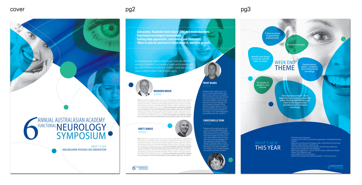 upmarket professional electronic brochure design for a company by