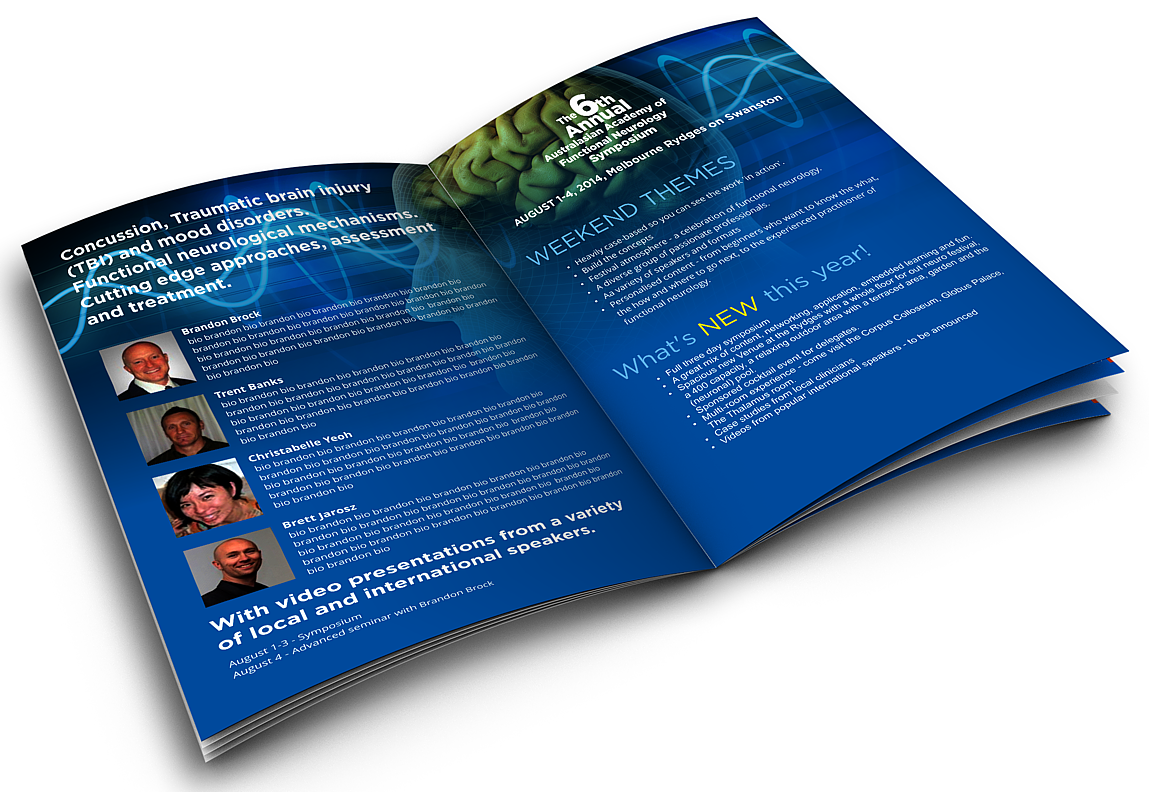 21 upmarket brochure designs electronic brochure design project