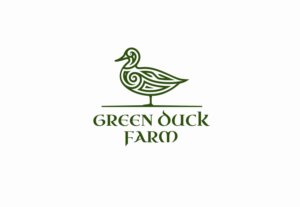 Green Duck Farm | Logo Design by bdk1976